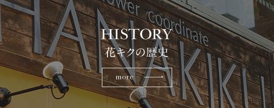 HISTORY 花キクの歴史